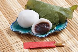 日本の四季を感じることの出来る、彩りの商品をご紹介。 title=季節のお菓子